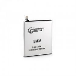 Аккумулятор ExtraDigital для Xiaomi Mi 5S (BM36) 3100 mAh