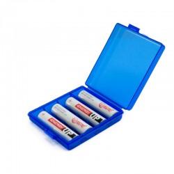 Аккумулятор Extradigital Energy UP AAA 1000mAh, Ni-MH, 4 шт в футляре