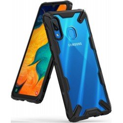 Чехол Ringke Fusion X для Samsung Galaxy A30 Black (RCS4522)