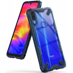 Чехол Ringke Fusion X для Xiaomi Redmi Note 7 Space Blue