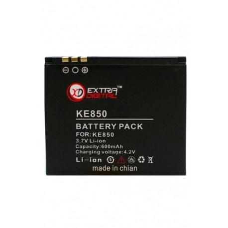 Аккумулятор для LG KE850 (600 mAh) - DV00DV6062