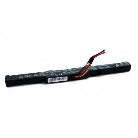 Аккумулятор ExtraDigital для ноутбуков Asus A41-X550E 14.8V, 2600mAh