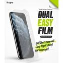 Защитная пленка Ringke Dual Easy Film  для телефона Apple iPhone 11 Pro / iPhone X / iPhone XS (RPS4619)