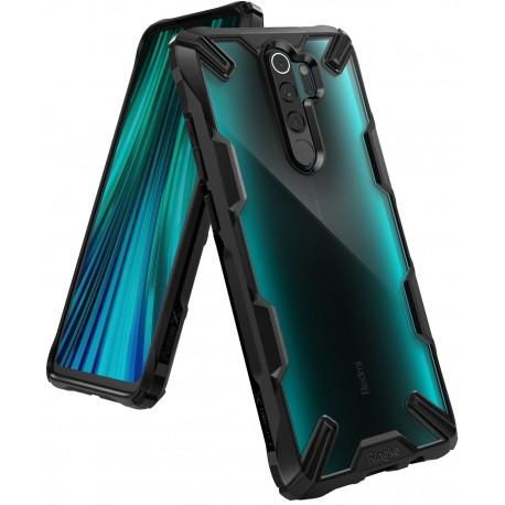 Чехол Ringke Fusion X для Xiaomi Redmi Note 8 Pro Black
