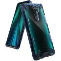 Чехол Ringke Fusion X для Xiaomi Redmi Note 8 Pro SPACE BLUE (RCX4631)