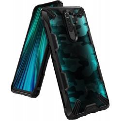 Чехол Ringke Fusion X Design для Samsung Galaxy Note 8 Pro CAMO BLACK (RCS4632)