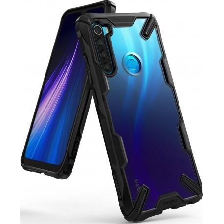 Чехол Ringke Fusion X для Xiaomi Redmi Note 8 Black
