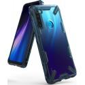 Чехол Ringke Fusion X для Xiaomi Redmi Note 8 SPACE BLUE (RCX4628)