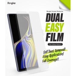 Защитная пленка Ringke Dual Easy Full  для телефона Samsung Galaxy S8 (RPS4635)