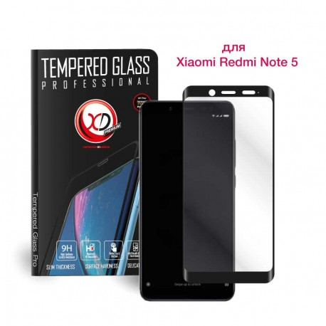 Защитное стекло Extradigital Tempered Glass для Xiaomi Redmi Note 5 EGL4590