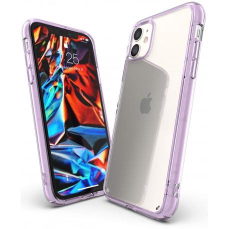 Чехол Ringke Fusion для Apple iPhone 11 Lavender (RCA4686)