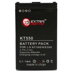 Аккумулятор для LG KF300, 600 mAh (BML6242)
