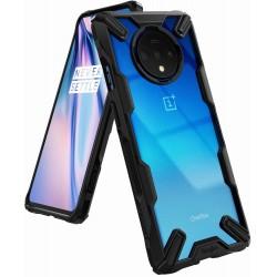 Чехол Ringke Fusion X для OnePlus 7T Black (RCO4684)