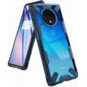 Чехол Ringke Fusion X для OnePlus 7T SPACE BLUE (RCO4683)