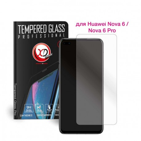 Защитное стекло Extradigital Tempered Glass HD для Huawei Nova 6 / Nova 6 Pro EGL4669