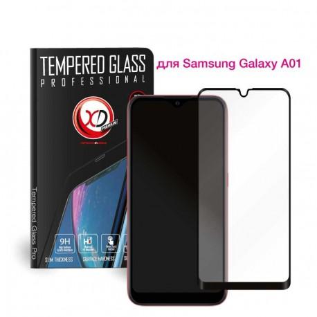 Защитное стекло Extradigital Tempered Glass для Samsung Galaxy A01 EGL4674