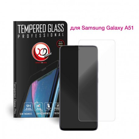 Защитное стекло Extradigital Tempered Glass HD для Samsung Galaxy A51 EGL4664