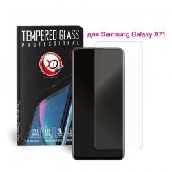 Защитное стекло Extradigital Tempered Glass HD для Samsung Galaxy A71 EGL4665
