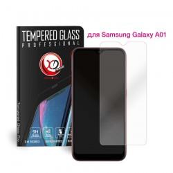 Защитное стекло Extradigital Tempered Glass HD для Samsung Galaxy A01 EGL4666