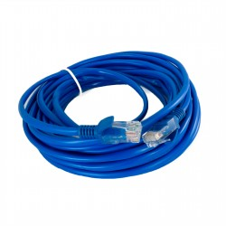 Кабель  Extradigital Cat5e UTP Patch Cord 12m