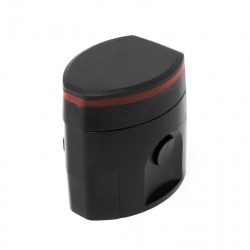 Сетевой дорожный универсальный адаптер ExtraDigital (2 х USB) (Black)