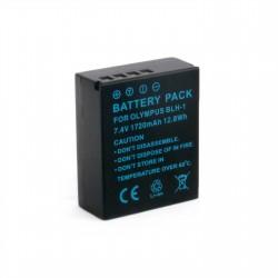 Аккумулятор Extradigital для Olympus BLH-1, 1720 mAh (BDO2702)
