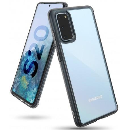 Чехол Ringke Fusion для Samsung Galaxy S20 SMOKE BLACK (RCS4699)