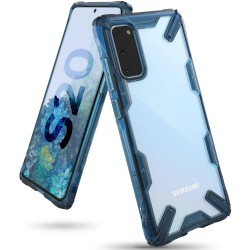 Чехол Ringke Fusion X для Samsung Galaxy S20 Spacle Blue (RCS4700)