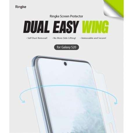 Защитная пленка Ringke для телефона Samsung Galaxy S20 (RCS4701)