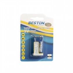 Щелочная батарейка Beston CR-9V 6LR61Alkaline