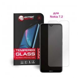 Защитное стекло Extradigital Tempered Glass  для Nokia 7.2 EGL4714