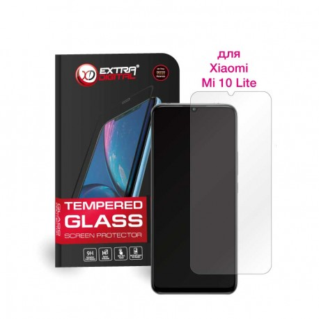 Защитное стекло Extradigital для Xiaomi Mi 10 Lite EGL4720