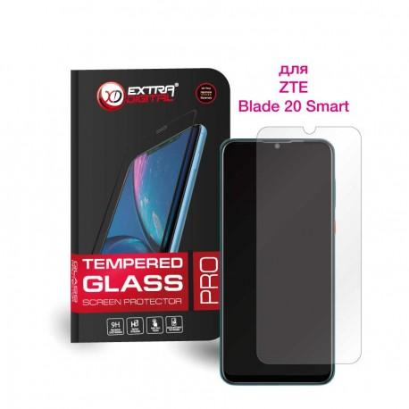 Защитное стекло Extradigital для ZTE Blade 20 Smart EGL4722