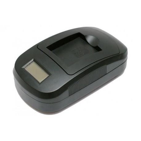 Зарядное устройство ExtraDigital DC-100 для Kodak KLIC-5000, SLB-1137, Fuji np-120 (LCD)