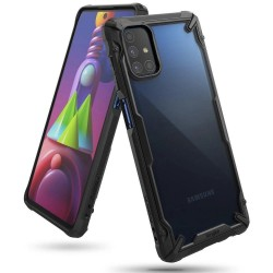 Чехол Ringke Fusion X для Samsung Galaxy M51 BLACK (RCS4803)