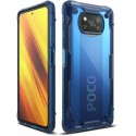 Чехол Ringke Fusion X для Xiaomi Poco X3 NFS Space Blue (RCX4806)