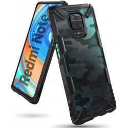 Чехол Ringke Fusion X для Xiaomi REDMI NOTE 9 Pro Max / 9 Pro / 9S Camo Black (RCX4809)