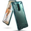 Чехол Ringke Fusion X для Oneplus 8 Pro TURQUOISE GREEN (RCO4807)