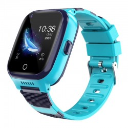 Умные часы Children smart watch 4G-Y98 blue