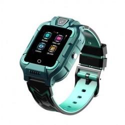 Умные часы Children smart watch 4G-M66 blue водонепроницаемые