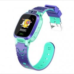 Умные часы Children smart watch 2G-Y79 Green / Purple