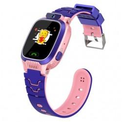 Умные часы Children smart watch 2G-Y79 Pink / Purple