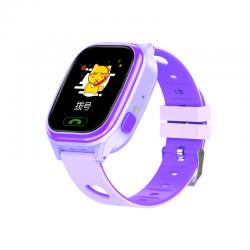 Умные часы Children smart watch 2G-Y85 Purple