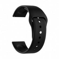 Ремешок Универсальный Extradigital для Watch band DSJ-01-00T 20mm Black ESW2320