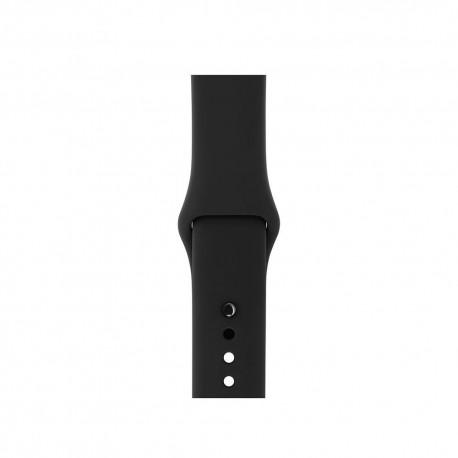 Ремешок Extradigital для Apple Watch (42-44mm) Sport 00A Black ESW2310