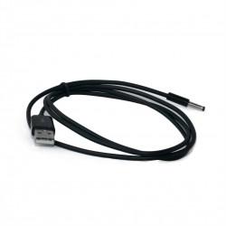 Аудио кабель Extradigital USB to DC 3.5mm x 1.35 mm 4 poles - 1m
