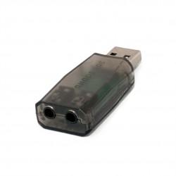 Внешняя звуковая карта Extradigital USB Sound card 3D