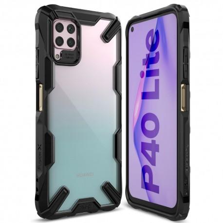 Чехол Ringke Fusion X для Huawei P40 Lite BLACK (RCH4844)