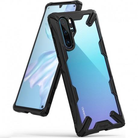 Чехол Ringke Fusion X для Huawei P30 Pro BLACK (RCH4846)