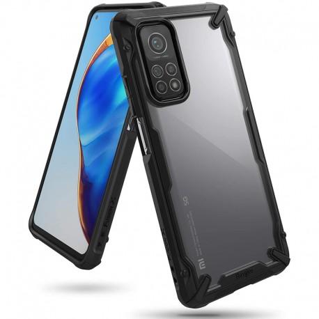 Чехол Ringke Fusion X для Xiaomi Mi 10T / Xiaomi Mi10 Pro BLACK (RCX4850)